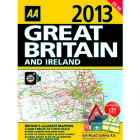 AA Road Atlas Great Britain / Ire 2013 (Pack of 10)